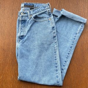 Vintage Express High Waisted Jeans